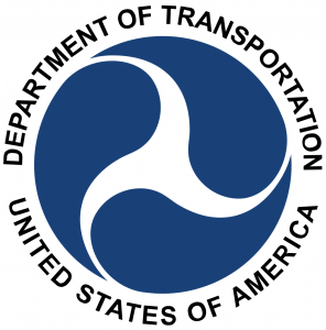 Department of Transportation DOT logo