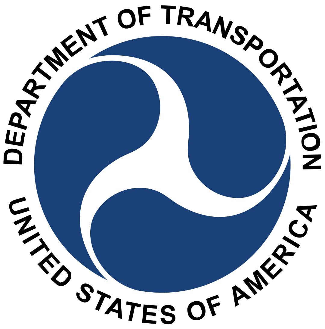 Department of Transportation DOT logo